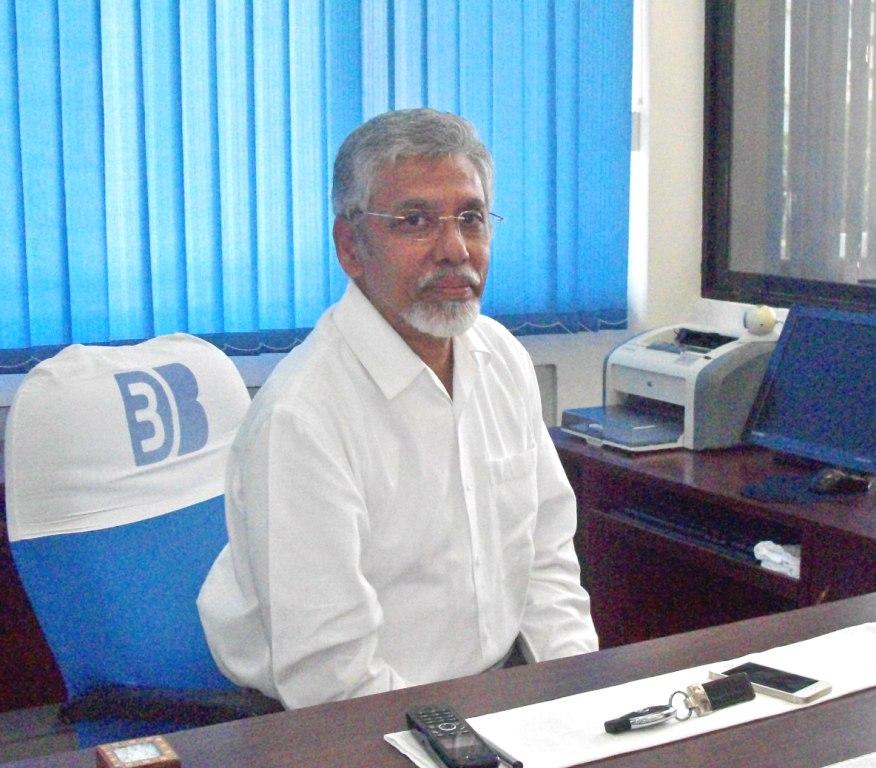 R V Krishnan