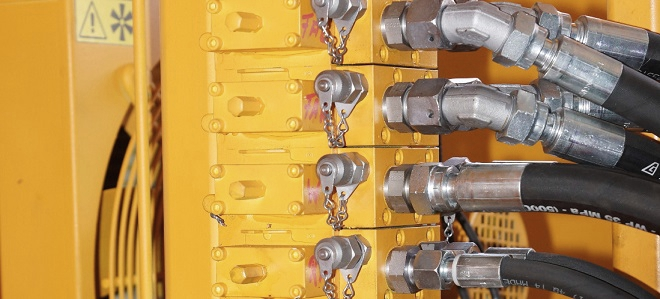 hydraulic equipment market research fluid handling business consulting