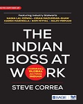 Indian boss at work